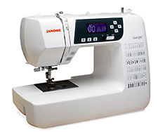 Janome 3160 Quilter's Decor Computer